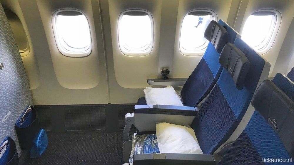KLM Economy Comfort ticketnaar.nl