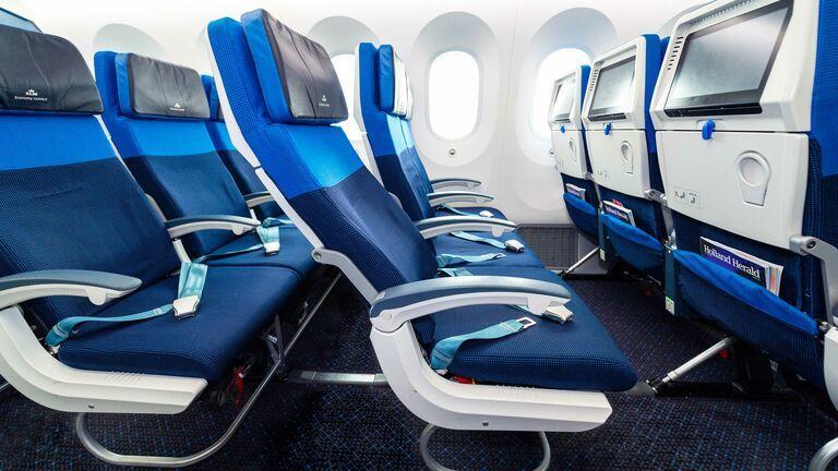 KLM Stoelen Reserveren - KLM Economy Comfort