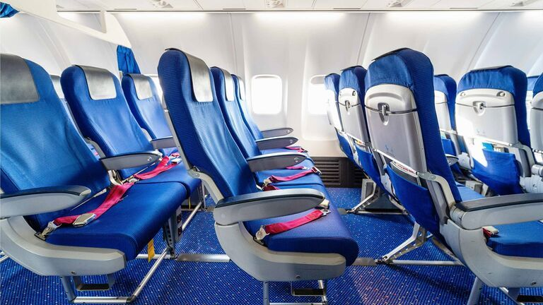 KLM europe business class stoel Europese vluchten