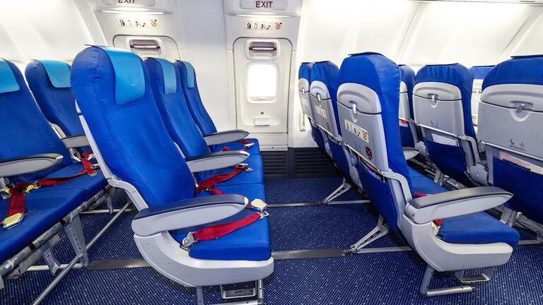 KLM extra beenruimte stoel Europese vluchten