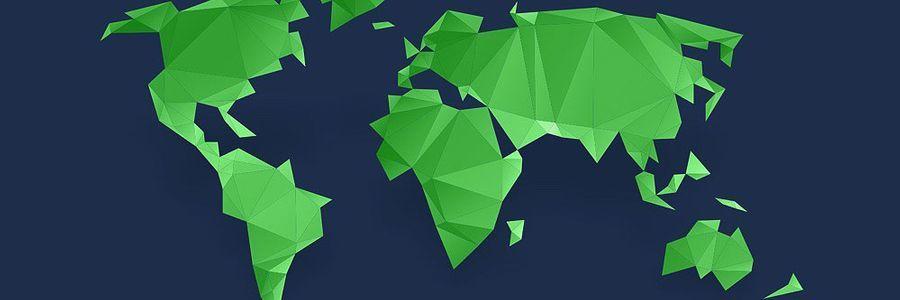 vliegticket boeken wereldkaart 3x1 ticketnaar-nl