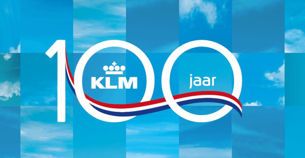 Resultado de imagen para KLM 100 jaar
